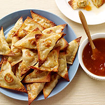 Image of Thai wontons