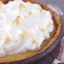 Classic Lemon Meringue Pie