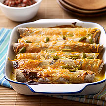 Image of Cheesy Chicken Enchiladas