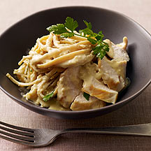 Image of Chicken Fettuccini Alfredo