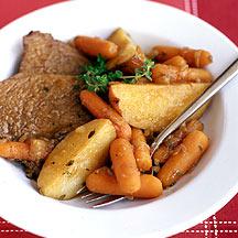 Yankee Pot Roast Dinner