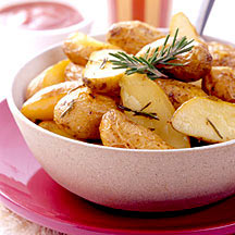 Roasted Fingerling Potatoes