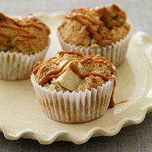 Image of apple muffins