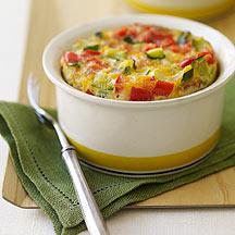 Image of a breakfast casserole