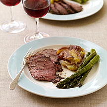 Image of Easter Lamb dinner