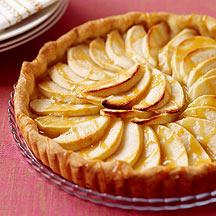 Image of apple tart