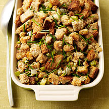 Stuffing with Sage and Chives