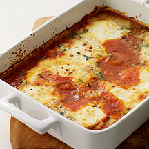 Image of Baked Eggs Italian Style