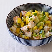 Malaysian Shrimp Salad