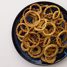 Image of Crispy Onion Rings