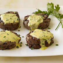 Image of Filet Mignon with Bernaise Sauce