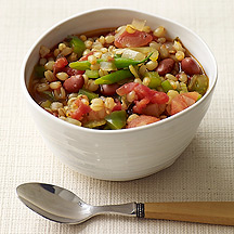 Image of Wheat Berry Minestrone