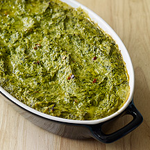 Image of spinach and artichoke dip