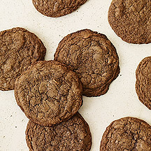 Chocolate Chile Cookies