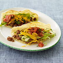 Image of beef tacos