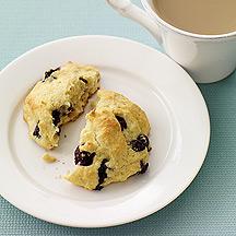 Blueberry Breakfast Tops
