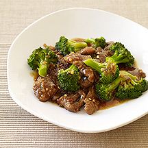 Image of Beef and Broccoli Stir-Fry