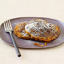 Image of Pumpkin Spice Pancakes