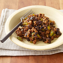 Image of  Slow Cooker Picadillo with Black Beans