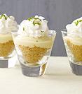 Image of  Key Lime Pie Dessert Shots