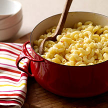Image of macaroni and cheese