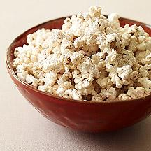 Cinnamon Spice Popcorn