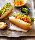 Vietnamese Hot Dog