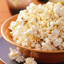 Chili Parmesan Popcorn